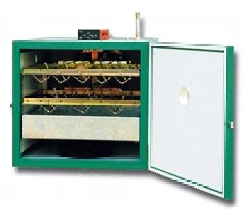Αυτόματη εκκολαπτική μηχανή FIEM 'MG 70-100', ξύλινη